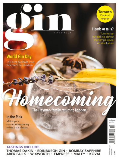 Gin Magazine Subscription