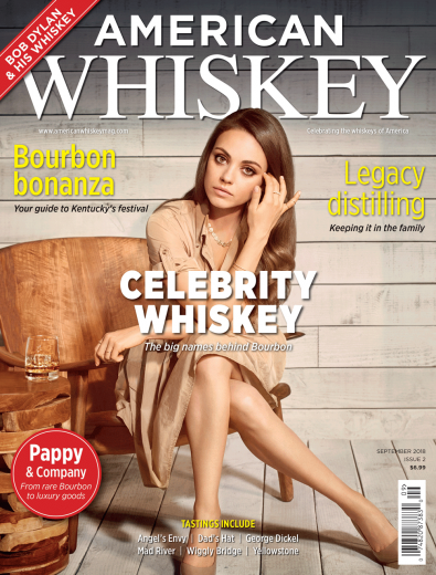 American Whiskey Magazine Subscription