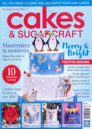 Cakes & Sugarcraft Magazine Subscription