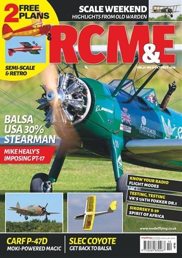 RCM&E Magazine Subscription