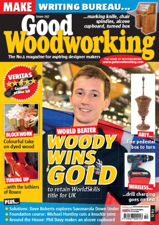 Good Woodworking Magazine Subscription