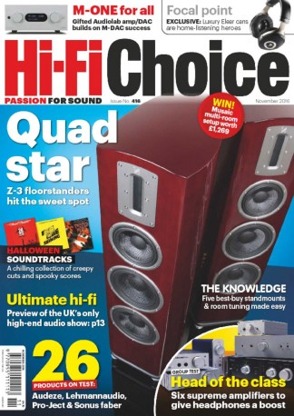 Hi-Fi Choice Magazine Subscription
