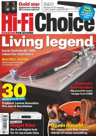 Hi-Fi Choice Magazine Subscription