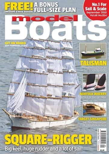 Model Boats Magazine Subscription