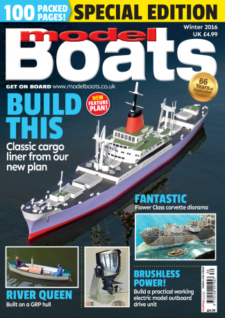Model Boats Magazine Subscription