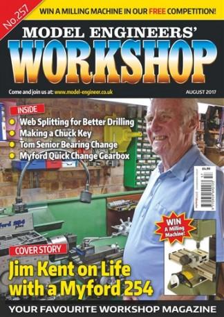 Model Engineers Workshop Magazine Subscription