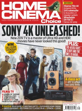 Home Cinema Choice Magazine Subscription