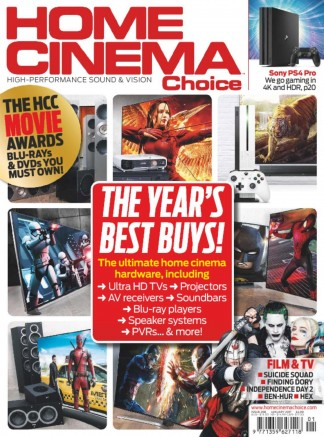 Home Cinema Choice Magazine Subscription