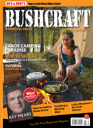 Bushcraft & Survival Skills Magazine Subscription