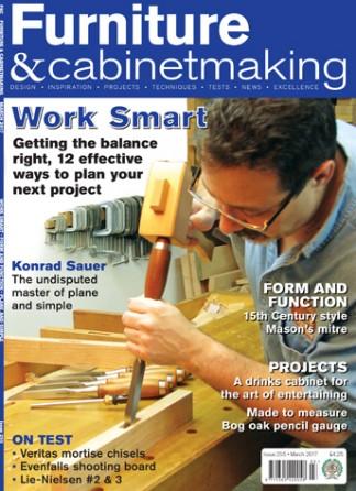 Furniture & Cabinet Making Magazine Subscription