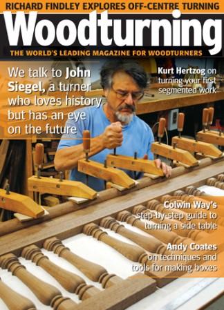 Woodturning Magazine Subscription