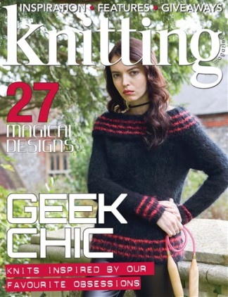 Knitting Magazine Subscription