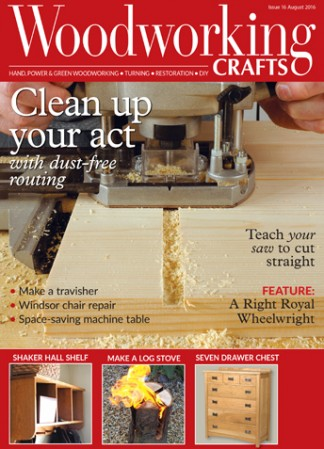 Woodworking Crafts Magazine Subscription