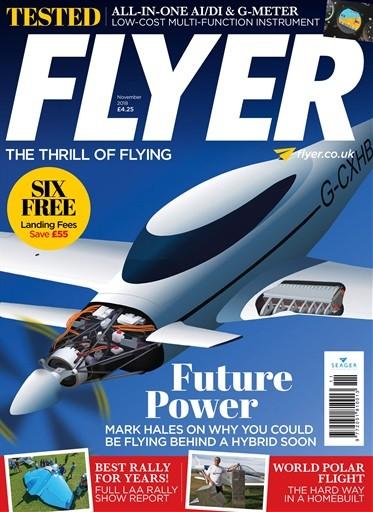 Flyer Magazine Subscription