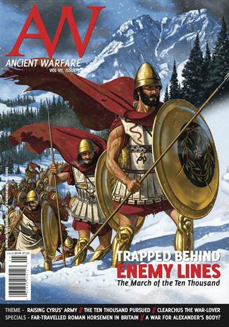 Ancient Warfare Magazine Subscription