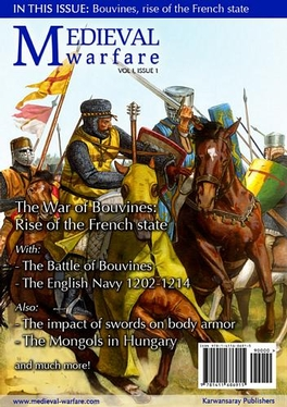 Medieval Warfare Magazine Subscription