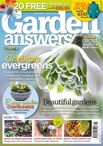 Garden Answers Magazine Subscription
