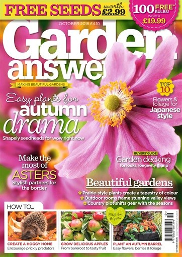 garden answers magazine subscription - Garden Answers