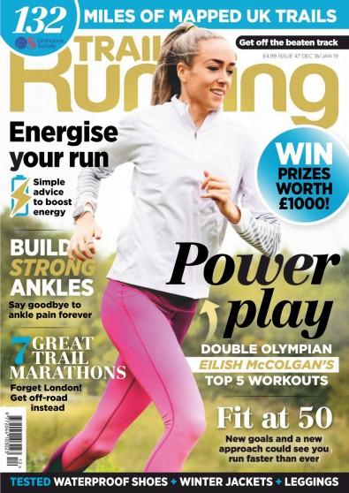 Trail Running Magazine Subscription