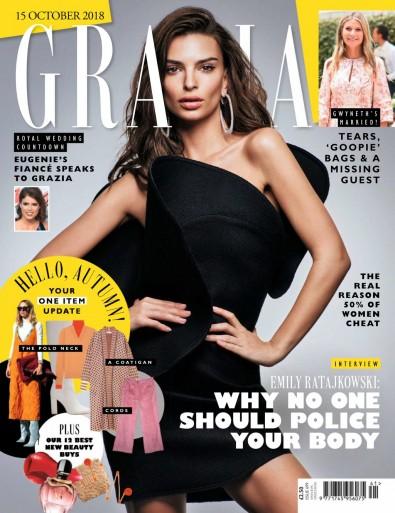 Grazia Magazine Subscription