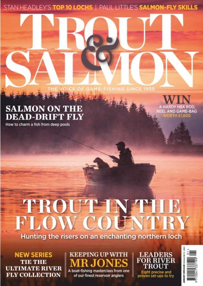 Trout & Salmon Magazine Subscription