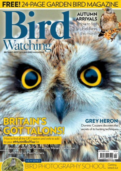 Bird Watching Magazine Subscription