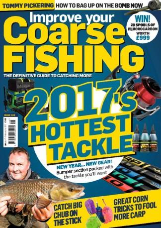 Improve your coarse fishing magazine magazines whsmith for Fishing magazine subscription