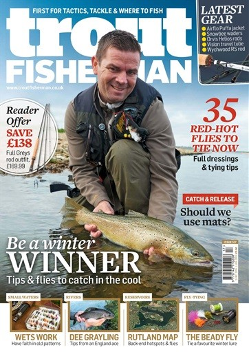 Trout Fisherman Magazine Subscription
