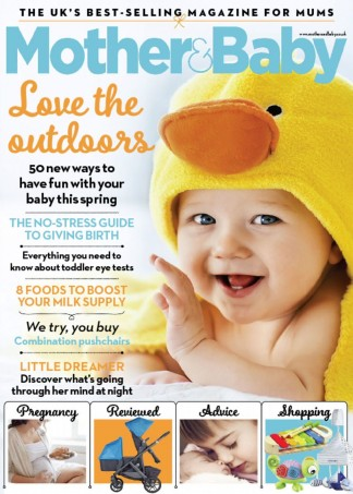 Mother & Baby Magazine Subscription