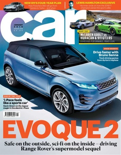 Car Magazine Subscription