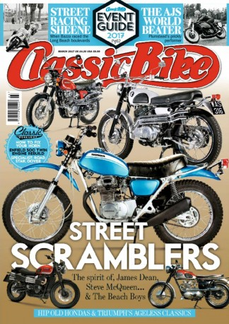 Classic Bike Magazine Subscription