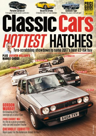 Classic Cars Magazine Subscription