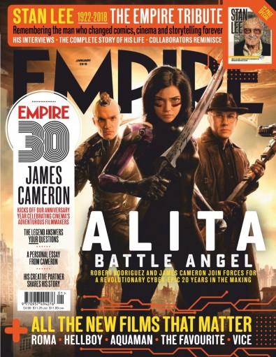 Empire Magazine Subscription
