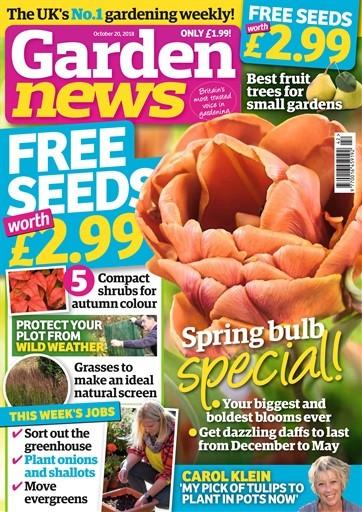 Garden News Magazine Subscription