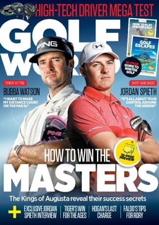 Golf World Magazine Subscription
