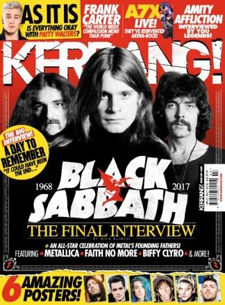 Kerrang! Magazine Subscription