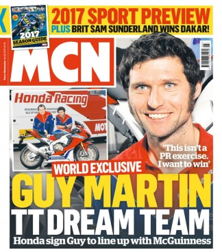 MCN Motorcycle News Magazine Subscription