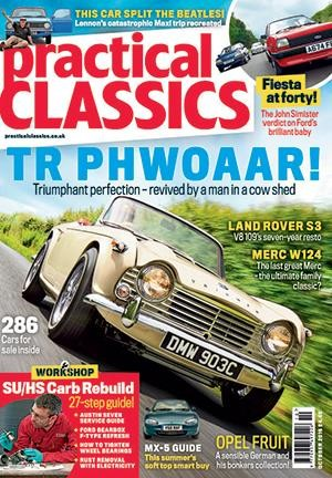 Practical Classics Magazine Subscription