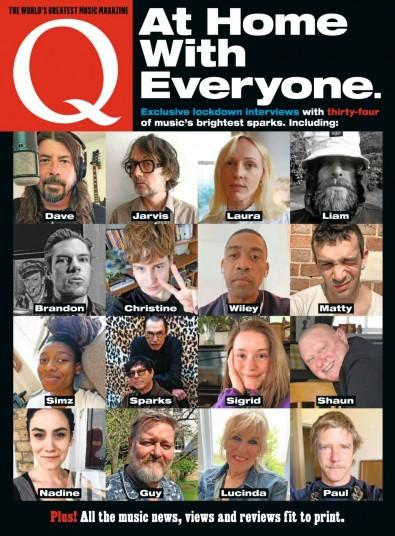 Q Magazine Subscription
