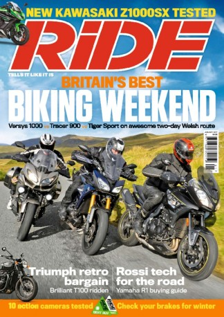 Ride Magazine Subscription
