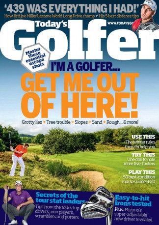 Today's Golfer Magazine Subscription