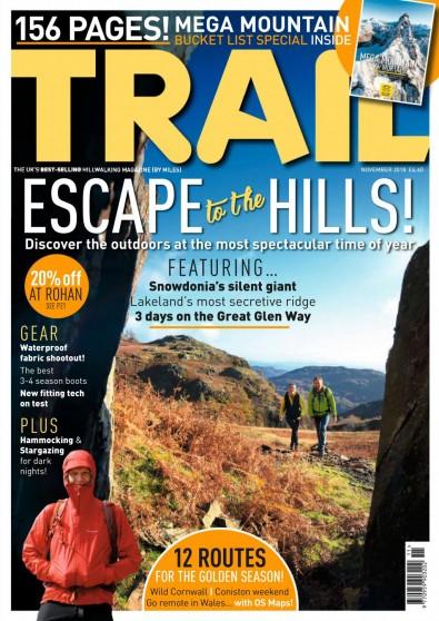 Trail Magazine Subscription