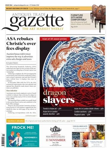 Antiques Trade Gazette Magazine Subscription