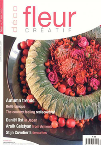 Fleur Creatif Magazine Subscription