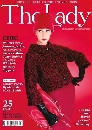 The Lady Magazine Subscription