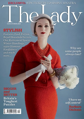 The Lady Magazine Subscription
