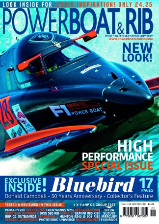 Powerboat & RIB Magazine Magazine Subscription