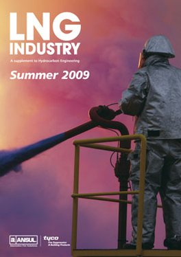 LNG Industry Magazine Subscription