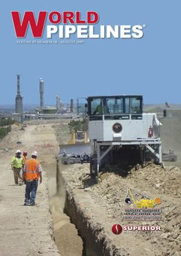 World Pipelines Magazine Subscription