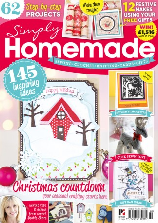 Simply Homemade Magazine Subscription